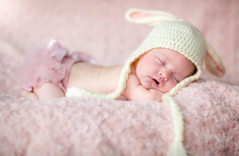 Новорожденный 1 месяц развитие