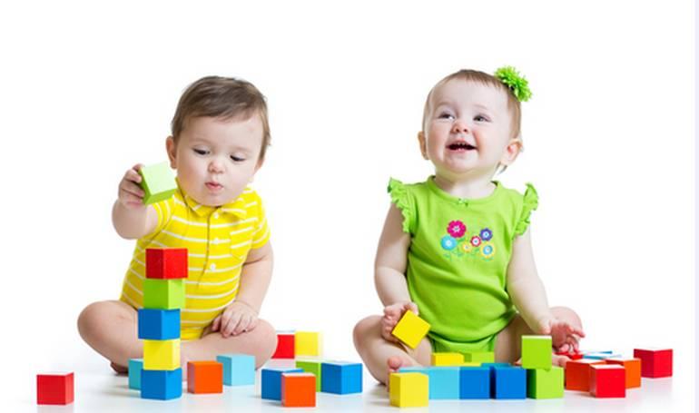 Развитие малыша в год