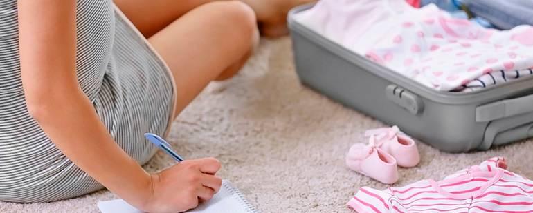 Что нужно для новорожденного в роддом