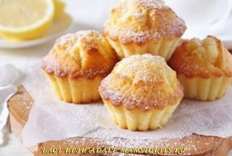 банановые кексы рецепты в силиконовых формочках