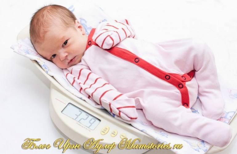 Ребенок в один месяц что должен уметь