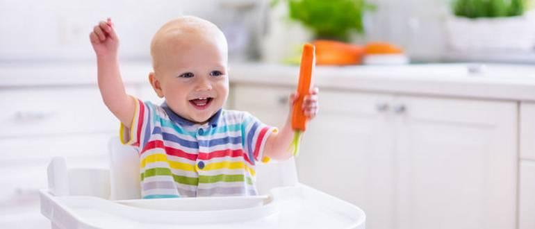Развитие ребенка в семь месяце