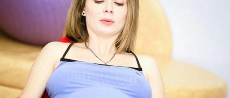 Ложные схватки при беременности симптомы на каком сроке начинается