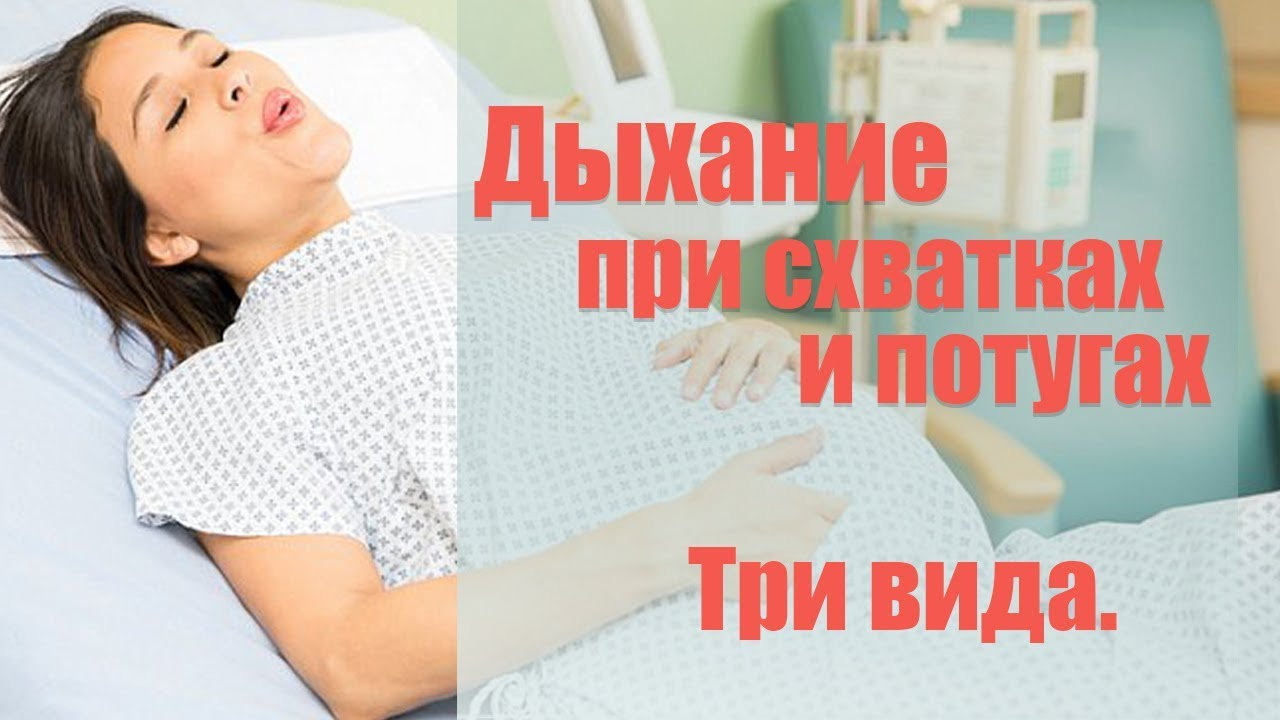 Схватки при беременности